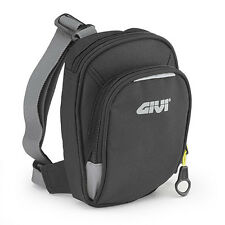 Givi EA109B Motorcycle Bike Wallet Hip Pouch Bag - Black