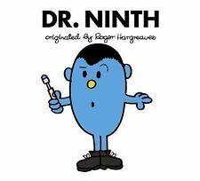 Doctor Who / Roger Hargreaves: Dr. Ninth by Adam Hargreaves (2017, Paperback)