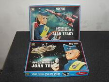 Old Thunderbirds Jigsaws By King 1992 John Tracy Alan Tracy