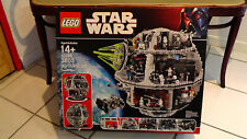 Lego DEATH STAR 10188 UCS - Star Wars NEUF - SCELLE MISB