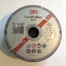 "25 X 3M CUT OFF WHEEL 4.5"" 115mm GRINDING DISC 60831"