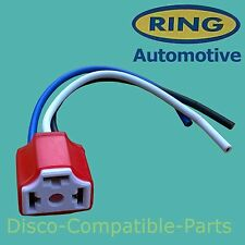 Range Rover Classic H4 Ceramic Headlight Connector Block By Ring