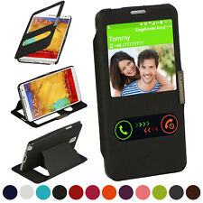 Booklet for Samsung Galaxy Note 3 Protection Cover Cell Phone Case 360° Book
