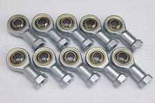 10x M8 Uniballgelenk Gelenkkopf Gelenklager Kugelgelenk M 8 Spurstange Kart CC10