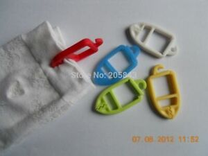 Sock Clips Colorful Organizers Sorters Holder Clamp Laundry Accessories 20Pcs
