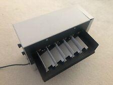 Martin Yale Bcs210 Electric Business Card Cutter / Slitter Machine / Flip Book