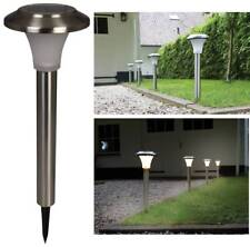 Luxform Lighting Outdoor Garden Pathway Solar LED High Lumen Lamp Post Light