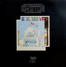 Led Zeppelin 1st Edition 33RPM Speed Music Records