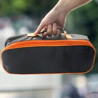 Portable Pouch Car Vacuum Cleaner Tool Bag Storage Case Zipper Closure Durable