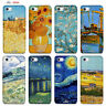 Custodia Cover Design Van Gogh Per Apple iPhone 4 4s 5 5s 5c 6 6s 7 8 X 11 Pro