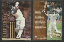 FUTERA 1995/96 CRICKET SUPREME TEAM MICHAEL SLATER Australia ST1  #5474