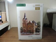 Department 56 St. Mary's Church, Christmas in the City, Collectors' Edition