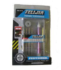 7 en 1 Kit de herramientas de precisión herramientas de hardware Estilo Pluma de bolsillo Destornillador Bit Set