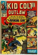 Kid Colt Outlaw #132 Silver Age issue. (Marvel Western 1967)