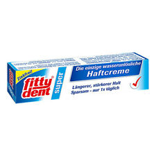 Fittydent super Haftcreme 40g 02171042