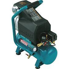 Makita Big Bore Cast iron Pump-Cylinder 2.0 HP Low-Noise Air Compressor
