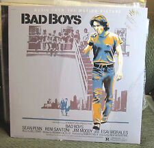 Bad Boys SOUNDTRACK LP SEALED 1983 rap funk electro melba moore OST PROMO RARE!