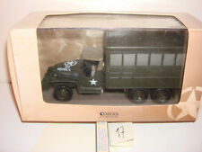 VEHICULE MILITAIRE (17) ATLAS 1/43 NEUF GMC CCKW 353 BOX RRUCK