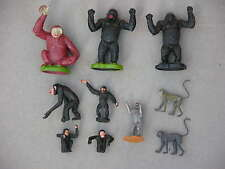 BRITAINS ZOO COLLECTION, CHIMP, APE & MONKEY MULTI-LISTING