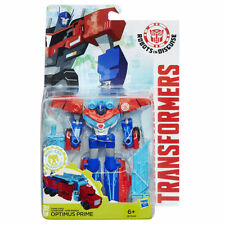 Action figure di transformer e robot originale chiusa 13cm