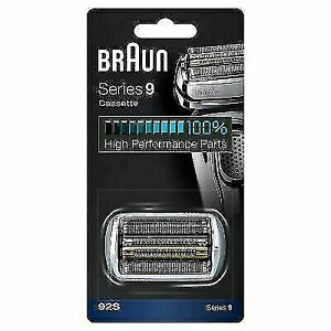 Braun Replacement Shaving Head for Serie 9 Shaver - Silver