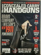 World of Firepower Concealed Carry Handguns Spring 2016 Pistols FREE SHIPPING sb