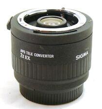 Sigma Apo Tele Converter 2X EX for Nikon MINT- #36967