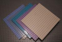 Lego Platte 16 x 16 - verschiedene Farben