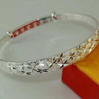 Women Spark Pattern Bracelet Bangle Bracelet Jewelry Birthday Christmas Gift J