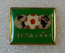 Rare football soccer pin FIFA WORLD CUP  MEXICO 1986 official logo