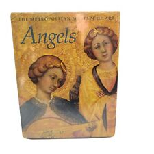 Metropolitan Museum of Art Note Cards Angels Blank Inside Set of 24, 6 Subjects