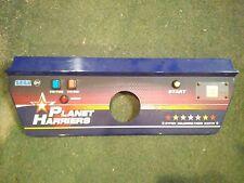 sega planet harriers arcade control panel #1