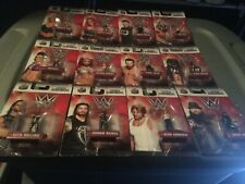 WWE Metalfigs Nano Brand New on cards, Set #2, lot of 12 figures, highly detail