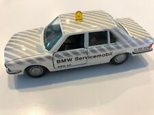 "BMW 528i E28 White ""BMW Servicemobil"" 1:43 scale diecast model # 82 22 9 417 112"