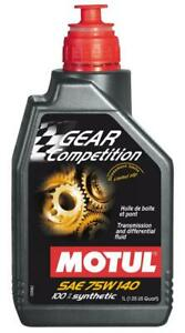 Motul Gear Oil Part No. 105779