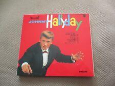 "CD DIGIPACK ""JOHNNY HALLYDAY N°2 - RETIENS LA NUIT"" 8 titres"