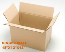 More details for 5 x extra large cardboard storage packing moving house boxes single wall new