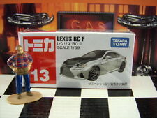 TOMICA #13 LEXUS RC F 1/59 SCALE NEW IN BOX