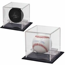 "Ultra Pro Baseball /Hockey Puck Display Case Holder ""Z"" Design  Brand New UV"