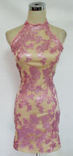 VA VA VOOM Blush Prom Dance Party Dress L - $110 NWT