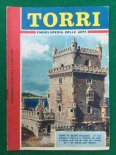 TORRI Enciclopedia delle arti , Suppl. Intrepido n.9/1962