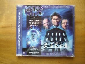Doctor Who Assassin in the Limelight, 2008 Big Finish CD *SIGNED, OUT OF PRINT*