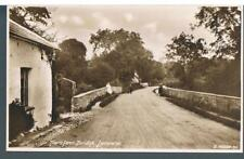 LAMPETER Pontfaen Bridge, RP Postcard by Bridge House KINGSWAY SERIES C1930