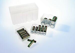 Batteria Scatola Conservazione Box Sammelbox Organizer Case