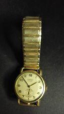 Alte Herren Armbanduhr Junghans Vintage vergoldet