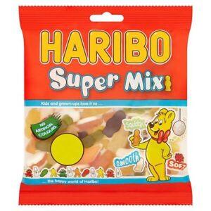 Haribo Supermix 180g X 10