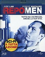 Repo Men (Blu-Ray) UNIVERSAL PICTURES