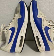 New listing Men's NIKE AIR MAX BY YOU 943756-901 Running Shoes Size 9.5. Cream/Blue