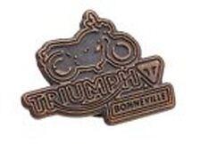 Triumph Bonneville Pin Badge