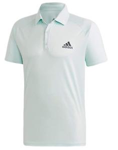 Adidas Men's Club C/B Polo, Dash Green/Grey Six